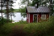 Isoisän Koulu Sauna