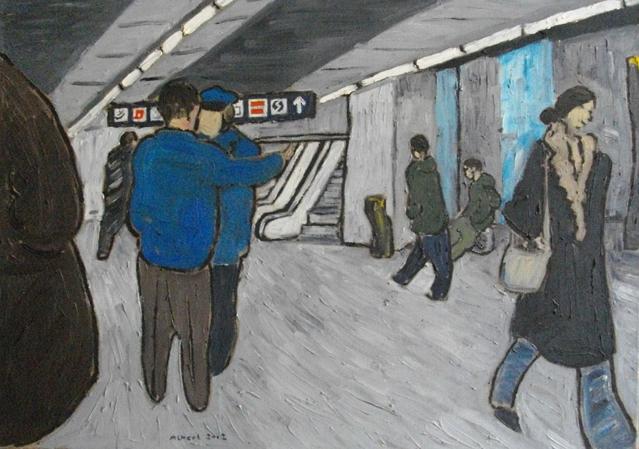 u-station westbahnhof