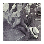 Luther Burbank and spineless cactus