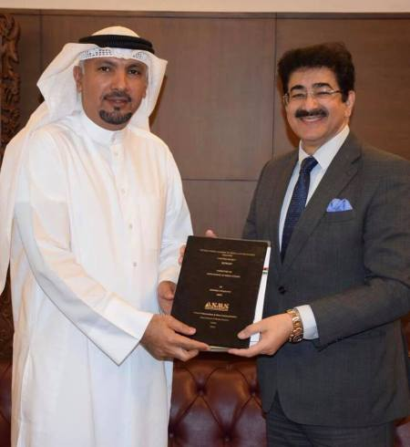 ICMEI Will Work Together With Kuwait