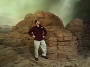 The Thinker on Mars