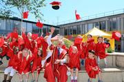 First Ever Nursery Graduation University of Essex!!