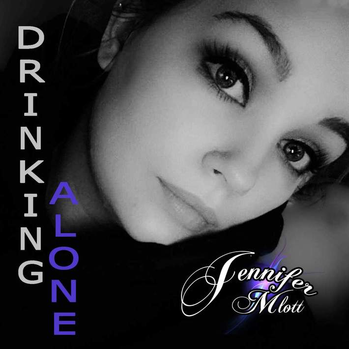 Drinking Alone Cover