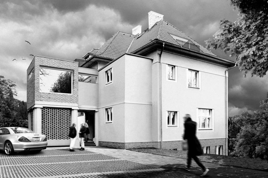 Rezidence Sádecká v Řevnicích