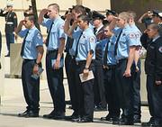 Fire Department Explorers