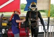 Louisiana Tech. College,Young Memorial Campus, Divers