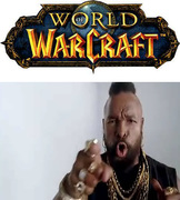 World of Warcraft Playas