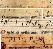 Répertoires liturgiques