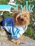 Kobe's magazine cover