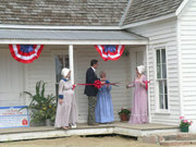 Wise Homestead Museum Grand Opening