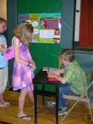 Youth author, Alec Greven, visits Coal Creek school