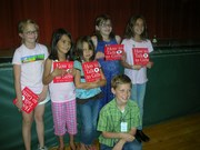 Bestselling youth author visits Coal Creek Elementary