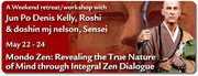 Mondo Zen Event with Junpo Roshi
