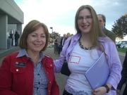 Dianne Primavera and Job Seeker