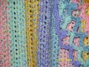 Crib Blanket Detail4