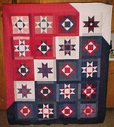 Ole Glory Quilt