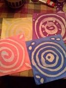 batik art projects