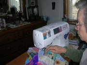 me and my Brother  disney-sewing machine