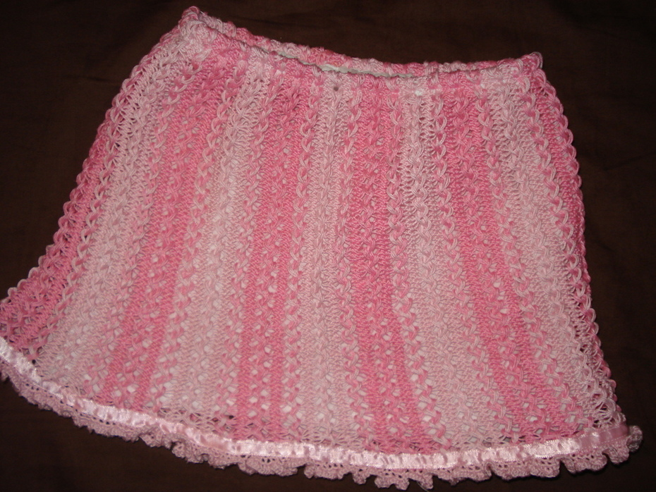 Geminique's fourches skirt