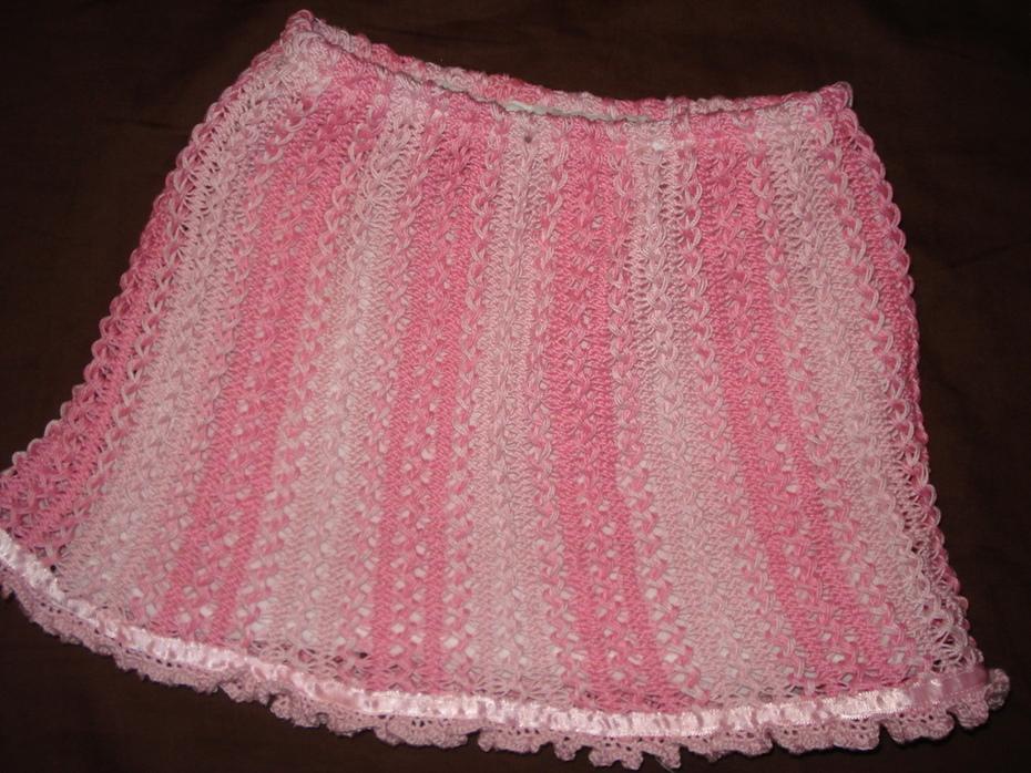 Geminique's fourches skirt