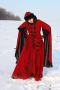 i am planning to make this winter costume