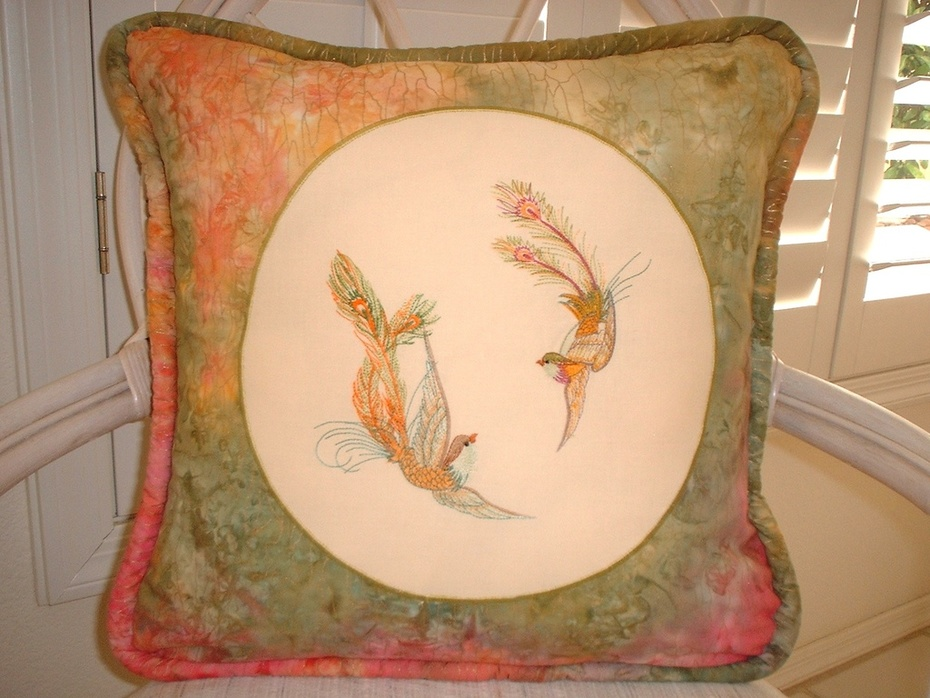 featherbirdPillow