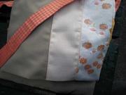 Orange Daisies Bag