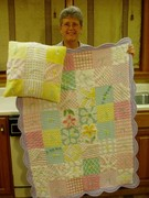 best quilt Cathy Davie