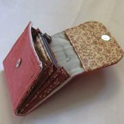 Super Roomy Tiny Wallet