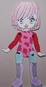 Valentines Doll #2
