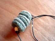 Pin cushion neckrace