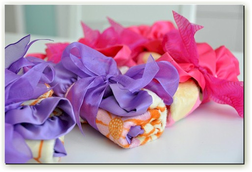 """Sew a """"Luxe Lovey"""" for Baby"""