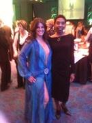 Jennifer Lopez Red Carpet gown replica