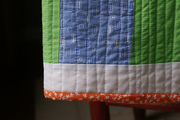 Binding of Playclothes Quilt