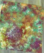 ARROWMONT cup dye piece