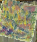 ARROWMONT brush stroke piece