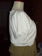 T shirt surgery....;