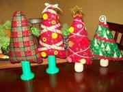 Christmas trees...
