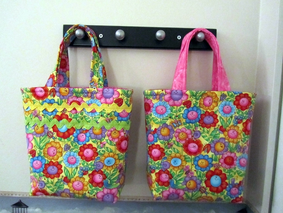 Children's Tote Bags