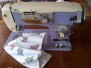 Sewing Machine Showcase