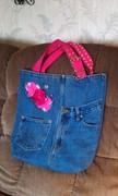 re-jeans bag