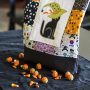 Halloween Quilting and Applique Projects