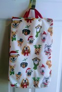 Holiday Selfies Gift Bags - Dogs