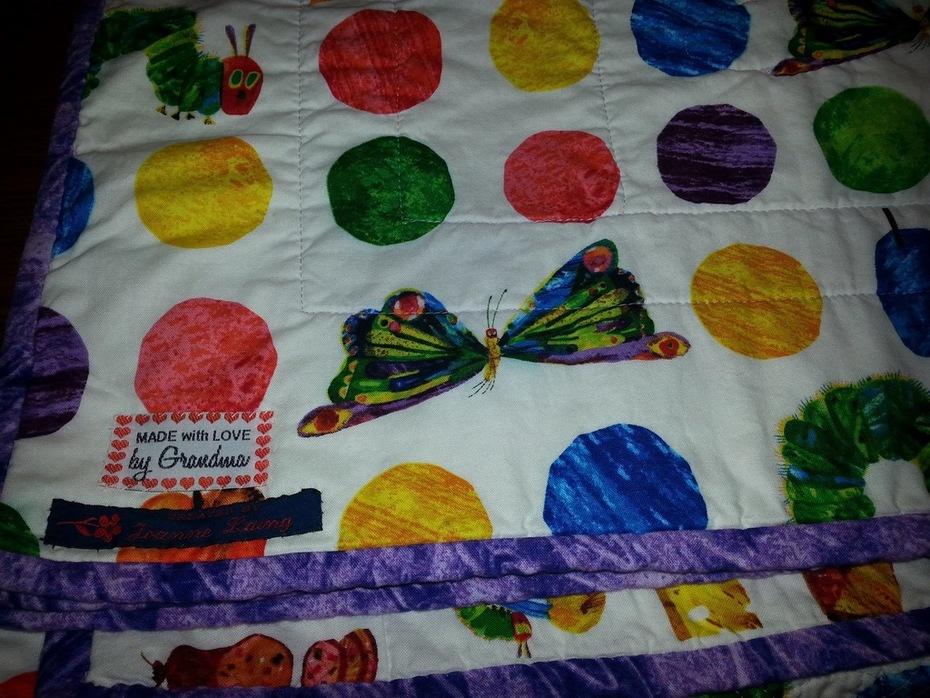backing of caterpillar