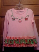 Girls Christmas T-Shirt
