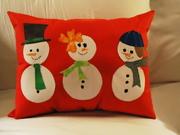 craft show pillows