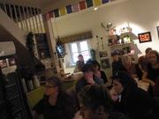Earth Ethics Talk, Kutlur Kaffeet, Uppsala, Sweden Oct. 2, 2011