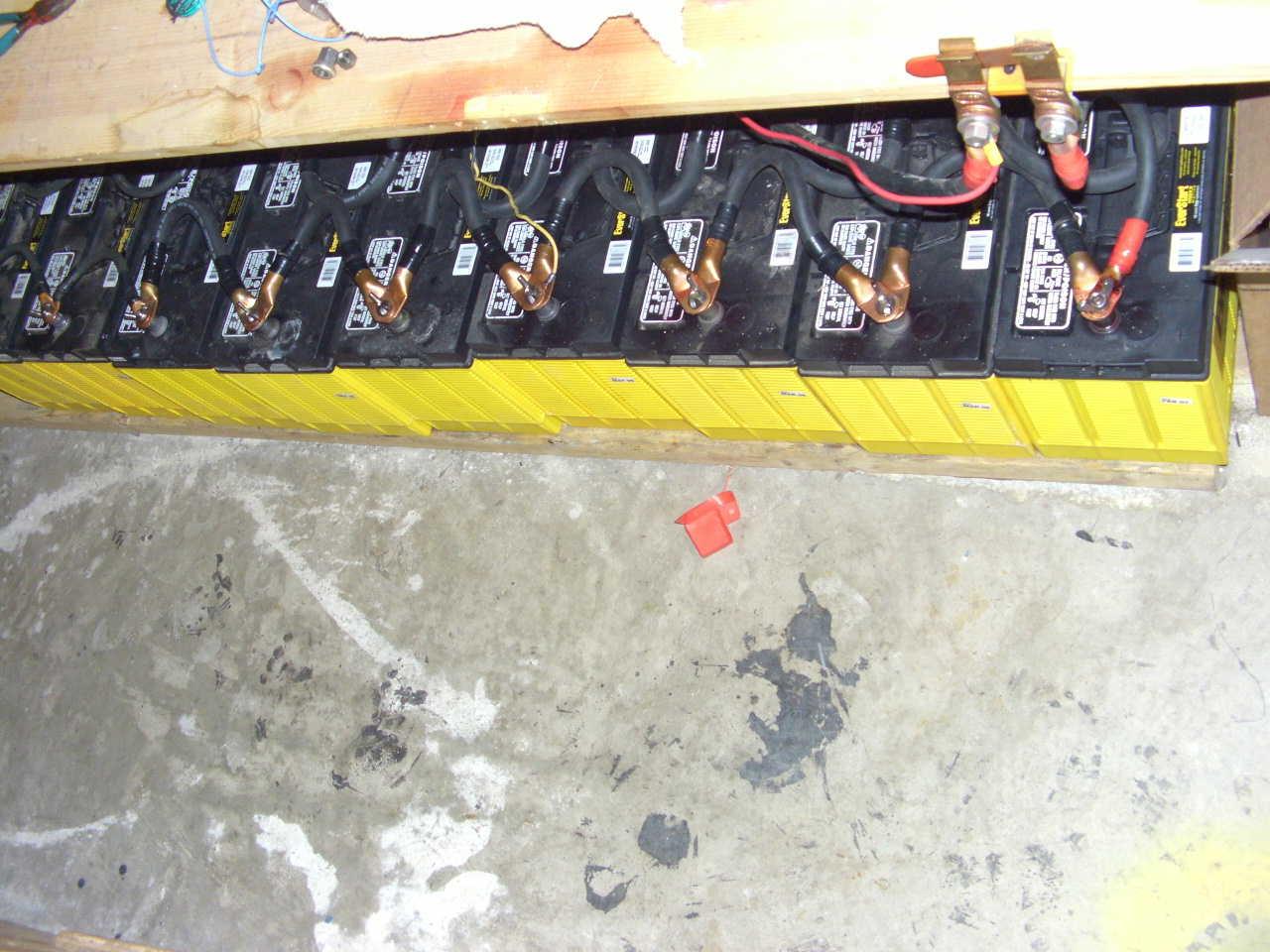Deep cycle Batteries