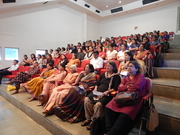 August Audiance at VI Dr. Neera Desai Memorial Lecture 24-10-2015