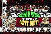 DJ Smoke Presents - Welcome To The Show Vol.1 - Dirty Dirty  Front